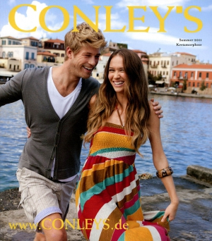 Christine Kelch - Styling  for Conleys catalogue