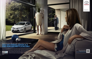 Christine Kelch - Styling   for Toyota