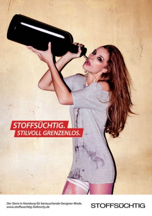 Julia Mader - Styling  for Stoffsüchtig