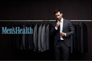 Nuray Demir - Hair & Make up for MEN'S HEALTH