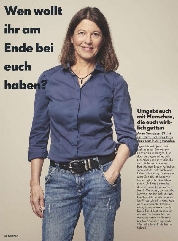 Petra Rodeck Styling für Barbara